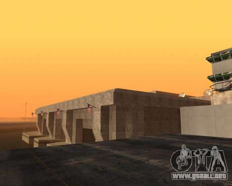 Real New San Francisco v1 para GTA San Andreas quinta pantalla