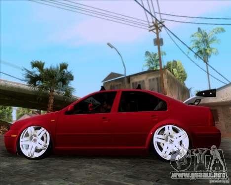 Volkswagen Jetta 2005 para GTA San Andreas left