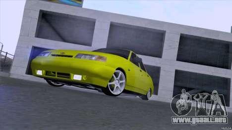 Arena amarilla 2110 VAZ para GTA San Andreas