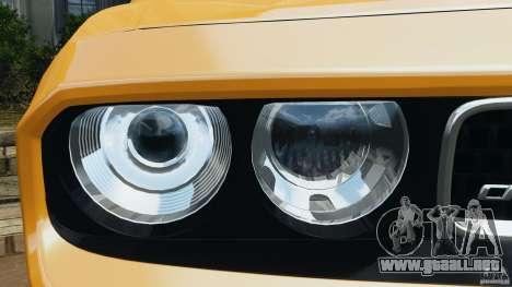 Dodge Challenger SRT8 392 2012 [EPM] para GTA motor 4