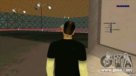 Ed Hardy para GTA San Andreas segunda pantalla