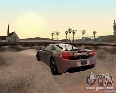 Star ENBSeries by Nikoo Bel para GTA San Andreas novena de pantalla
