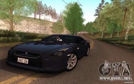 SA Illusion-S V3.0 para GTA San Andreas sucesivamente de pantalla