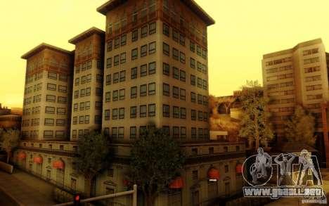 ENBSeries By Eralhan para GTA San Andreas sexta pantalla