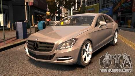 Mercedes-Benz DK CLS350 para GTA 4