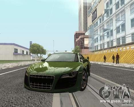 Star ENBSeries by Nikoo Bel para GTA San Andreas séptima pantalla