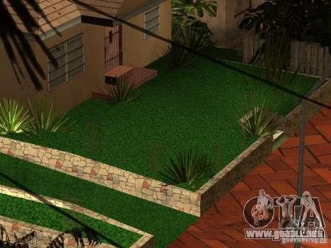 La nueva calle Grove para GTA San Andreas sexta pantalla