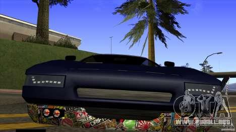 Infernus v3 by ZveR para la visión correcta GTA San Andreas