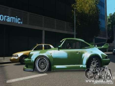 Porsche 911 Turbo RWB Pandora One Beta para GTA 4 left