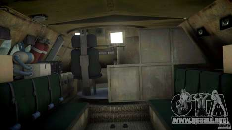 Coyote Reconaissance Vehicle para GTA 4 left