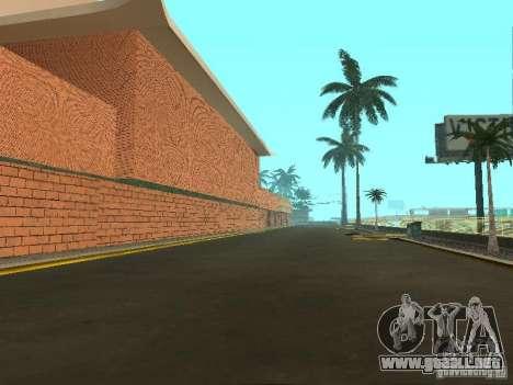 New Chinatown para GTA San Andreas quinta pantalla