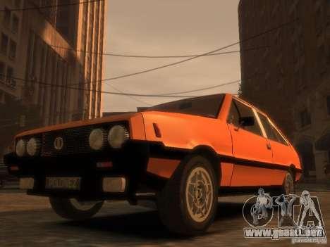 FSO Polonez 2.0X Coupe para GTA 4 visión correcta