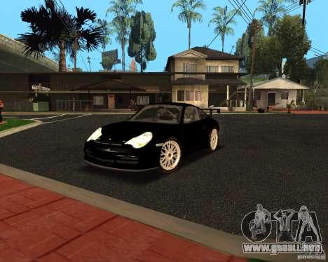Porsche 911 GT3 RS para GTA San Andreas