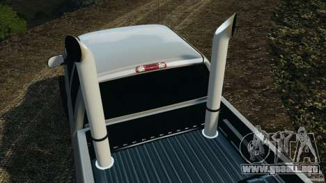 Chevrolet Silverado 2500 Lifted Edition 2000 para GTA 4