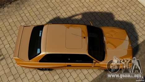 BMW M3 E30 Stock 1991 para GTA 4 visión correcta