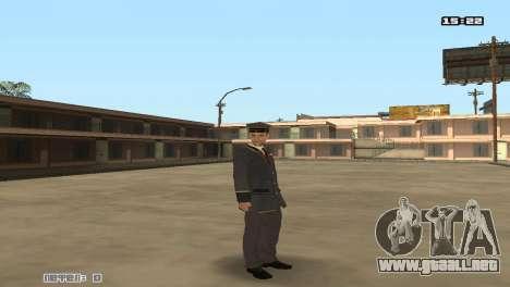 Army Skin Pack para GTA San Andreas segunda pantalla