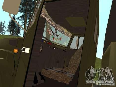 TIMBRE 4331 para la visión correcta GTA San Andreas