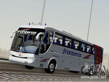 Marcopolo Paradiso 1200 G6 para GTA San Andreas left