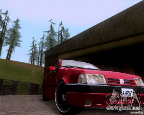 Fiat Tempra 1998 Tuning para GTA San Andreas left