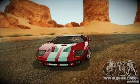New ENB by Russkiy Sergant V1.0 para GTA San Andreas segunda pantalla