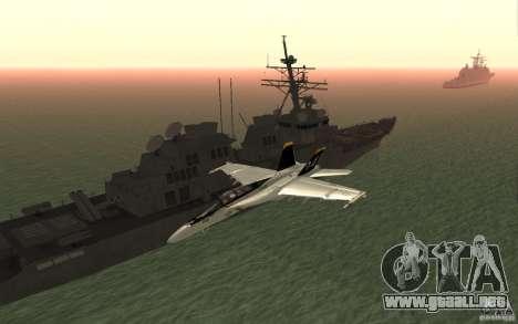CSG-11 para GTA San Andreas