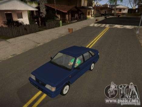 Daewoo-FSO Polonez Atu Plus 1.6 para la visión correcta GTA San Andreas