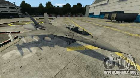 Fighterjet para GTA 4
