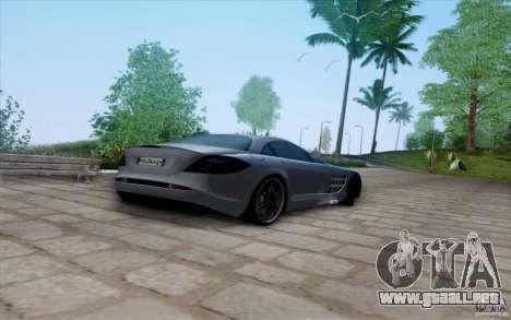 SA Beautiful Realistic Graphics 1.6 para GTA San Andreas segunda pantalla