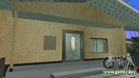 Nuevas texturas casa en Los Santos Denis para GTA San Andreas tercera pantalla