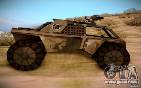 MK-15 Bandit para GTA San Andreas left
