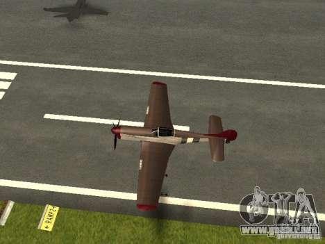Air Strike para GTA San Andreas