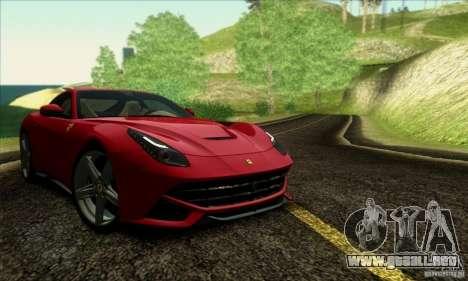 SA_gline v2.0 para GTA San Andreas segunda pantalla