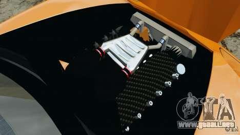 Chevrolet Corvette ZR1 para GTA motor 4