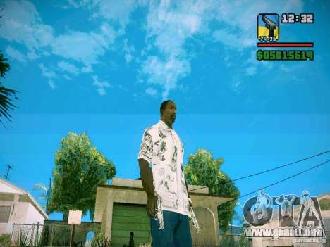 New Weapon Pack para GTA San Andreas octavo de pantalla