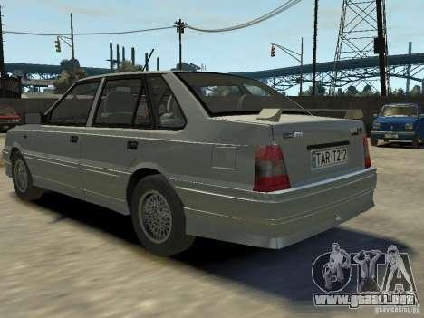 FSO Polonez Atu para GTA 4 vista lateral