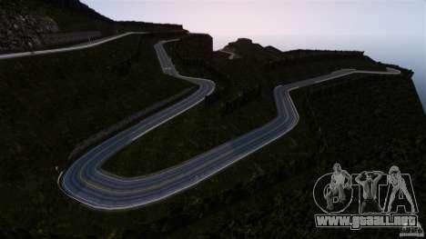 New Akina para GTA 4 novena de pantalla