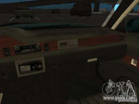 HD Police from GTA 3 para la vista superior GTA San Andreas