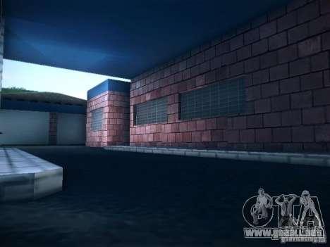 Nuevo garaje en San Fierro para GTA San Andreas tercera pantalla
