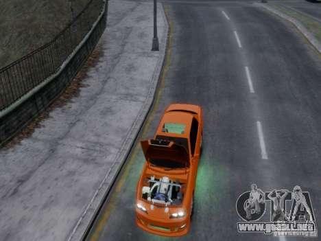 Toyota Chaser 100 TourerV para GTA 4 vista interior