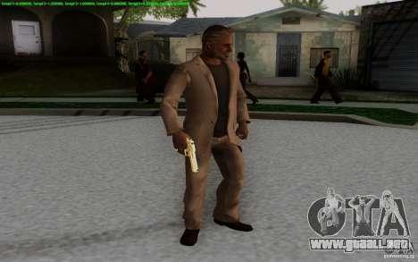 Raul Menendez 2025 para GTA San Andreas segunda pantalla