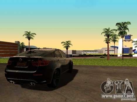 ENBSeries v1.2 para GTA San Andreas octavo de pantalla