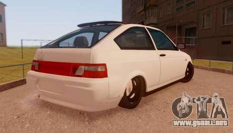 VAZ-2112 Coupe para GTA San Andreas left