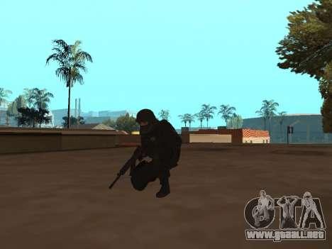 Miembro del FSB para GTA San Andreas tercera pantalla
