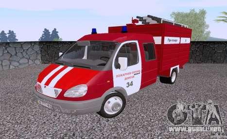Estufa de GAS 33023 para GTA San Andreas