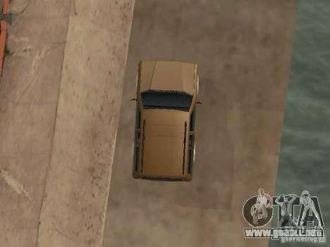 Landstalker nuevo para visión interna GTA San Andreas