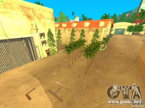 New Studio in LS para GTA San Andreas séptima pantalla