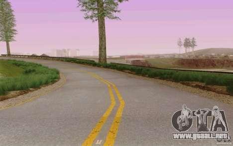 Sa_RaNgE posible v3.0 para GTA San Andreas décimo de pantalla