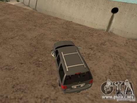 Lincoln Navigator 2004 para la visión correcta GTA San Andreas