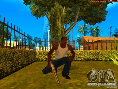 New Animations V1.0 para GTA San Andreas décimo de pantalla