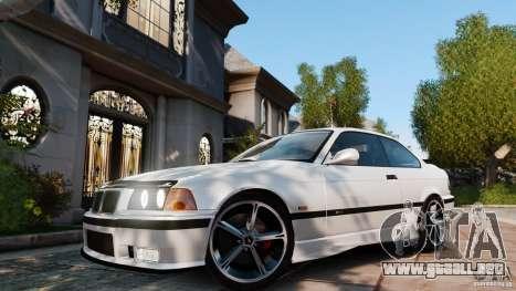 BMW M3 v2.0 para GTA 4